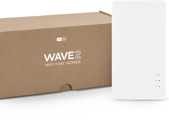Introducing DKTWAVE2 Wi-Fi mesh